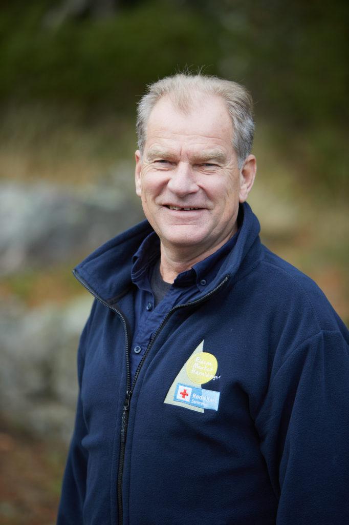 Kundereferanse Røde Kors Sentrene Tom W. Madsen